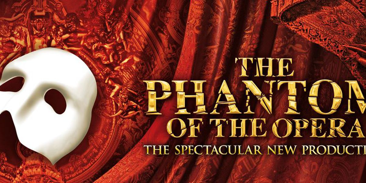'Phantom of the Opera' is coming to the islands!