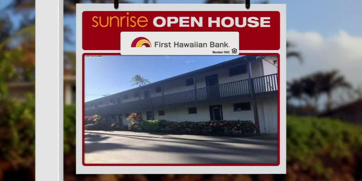 Sunrise Open House: Maui Condominiums