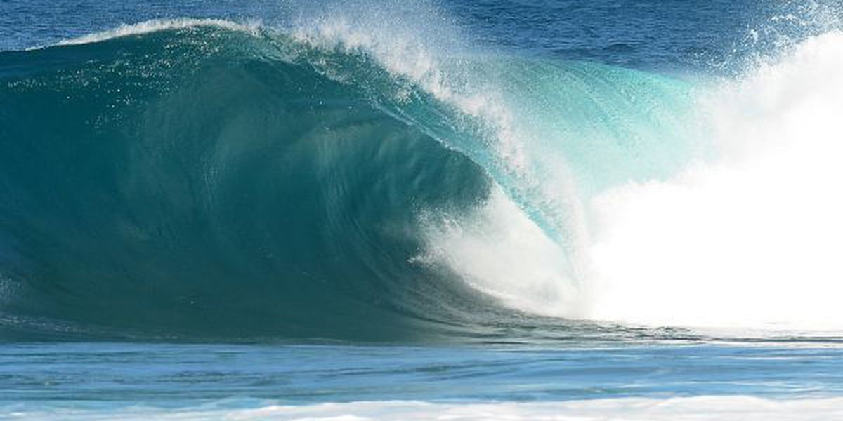 High Surf Warning issued for parts of the state