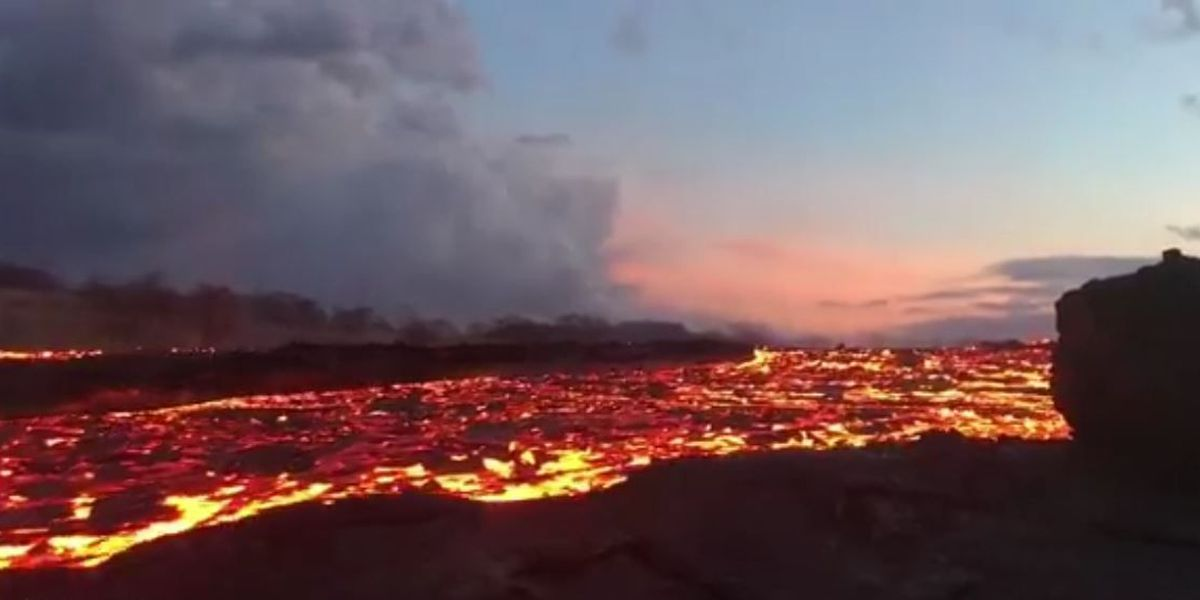 Displaced residents assess next steps as lava destroys homes, farm land