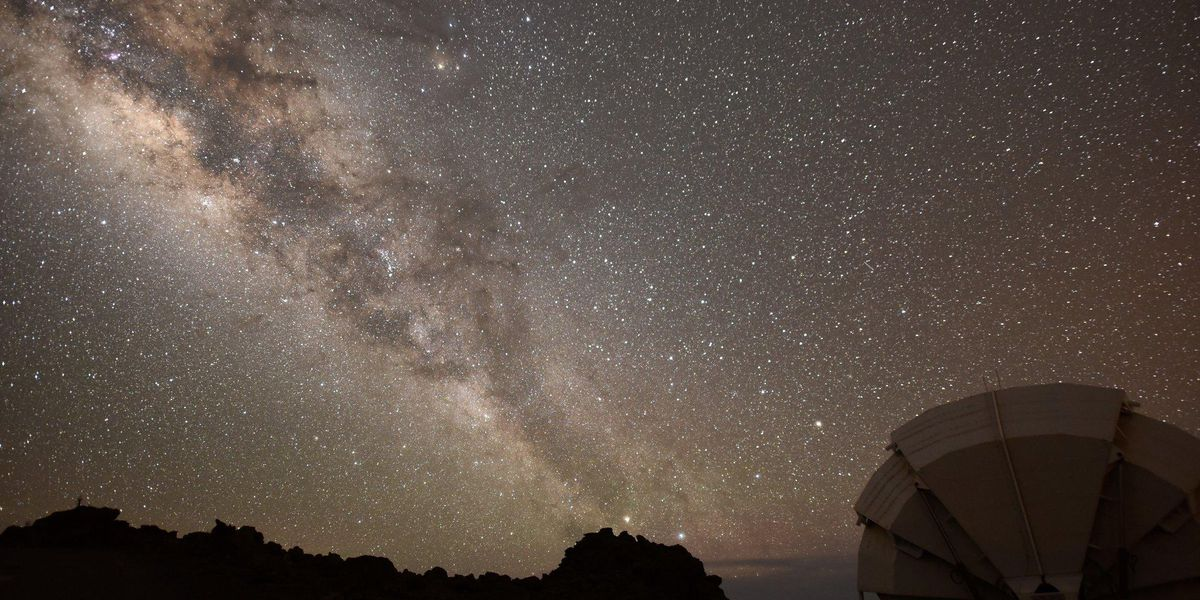 Hawaii astronomers set out to create huge 3D map of Milky Way's outer regions