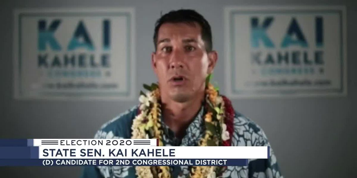 Kai Kahele easily wins Democratic primary for 2nd congressional seat