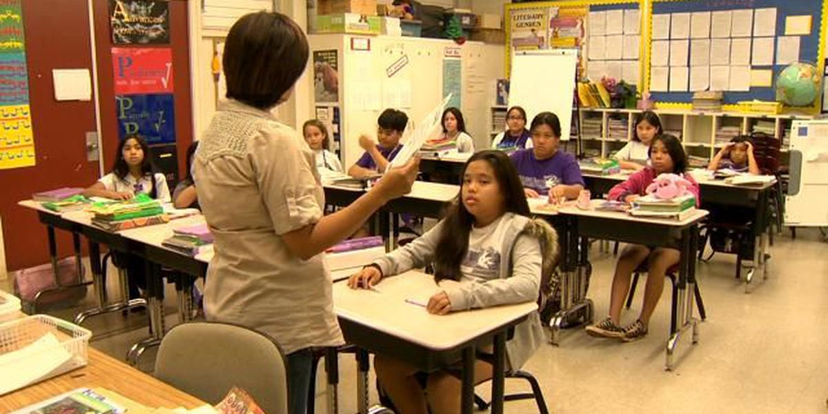 Hawaii is scrambling to fill teacher vacancies. This analysis on salaries won't help