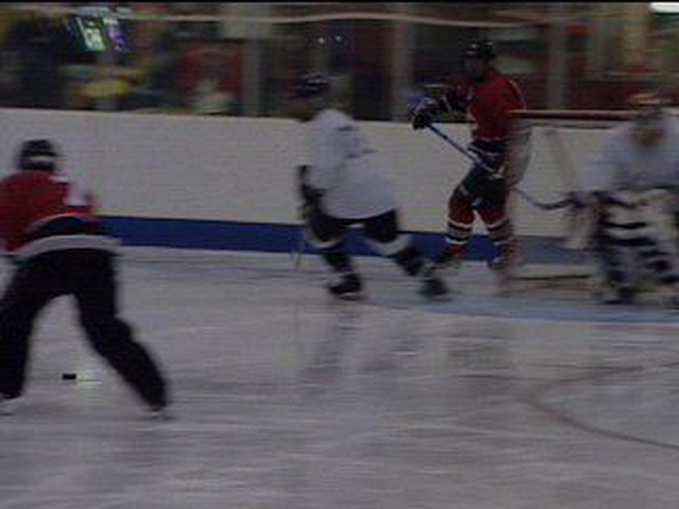 Hockey In Hawaii