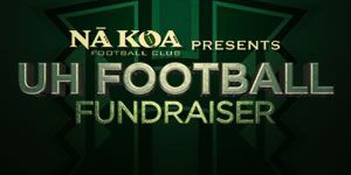 Live UH Football fundraiser to upgrade Training Table and Nutrition Program