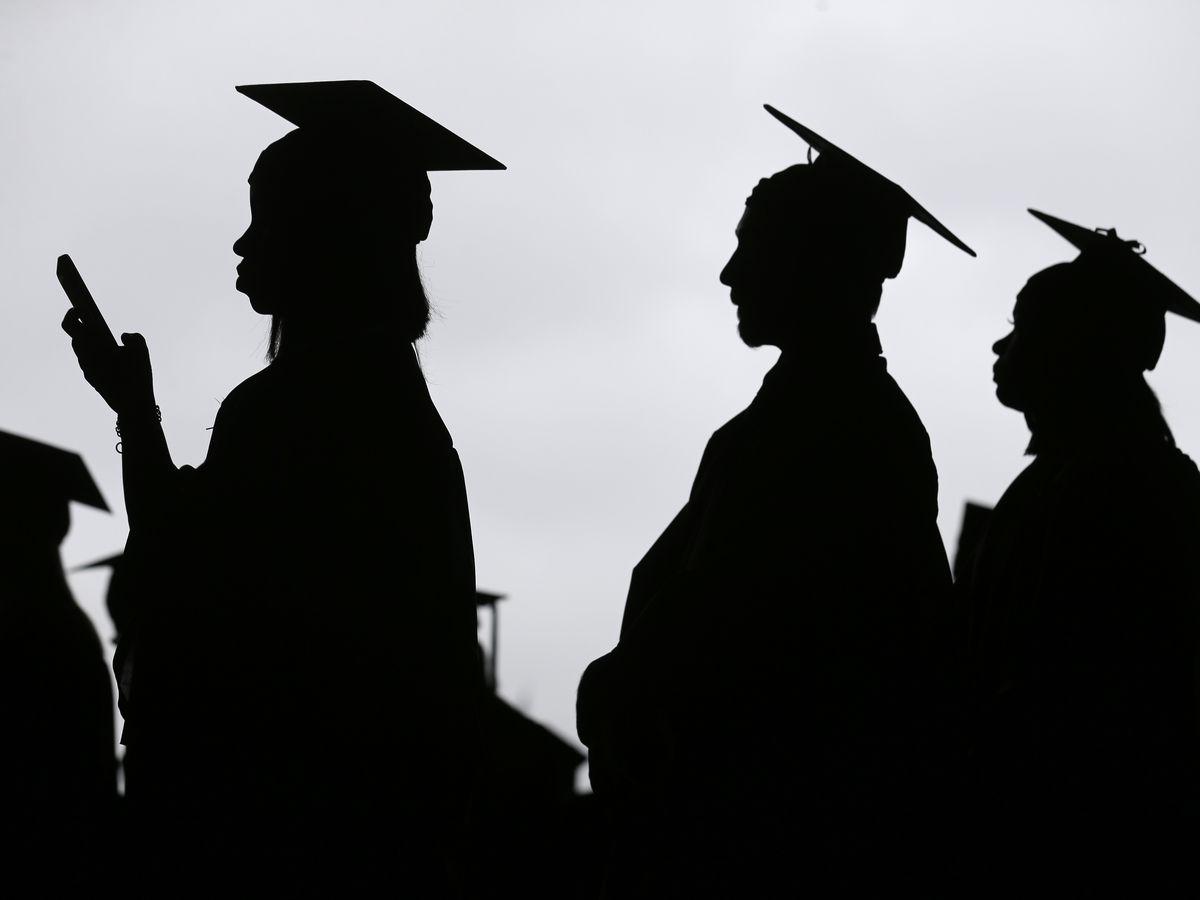 Billionaire graduation speaker pledges to pay class of 2019 student debt