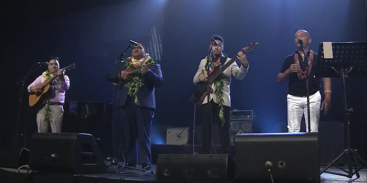 2019 Na Hoku Hanohano Awards Performance: Keauhou and Keali'i Reichel