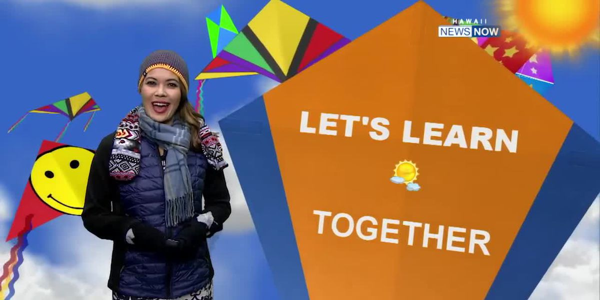 Let's Learn Together: Snow!