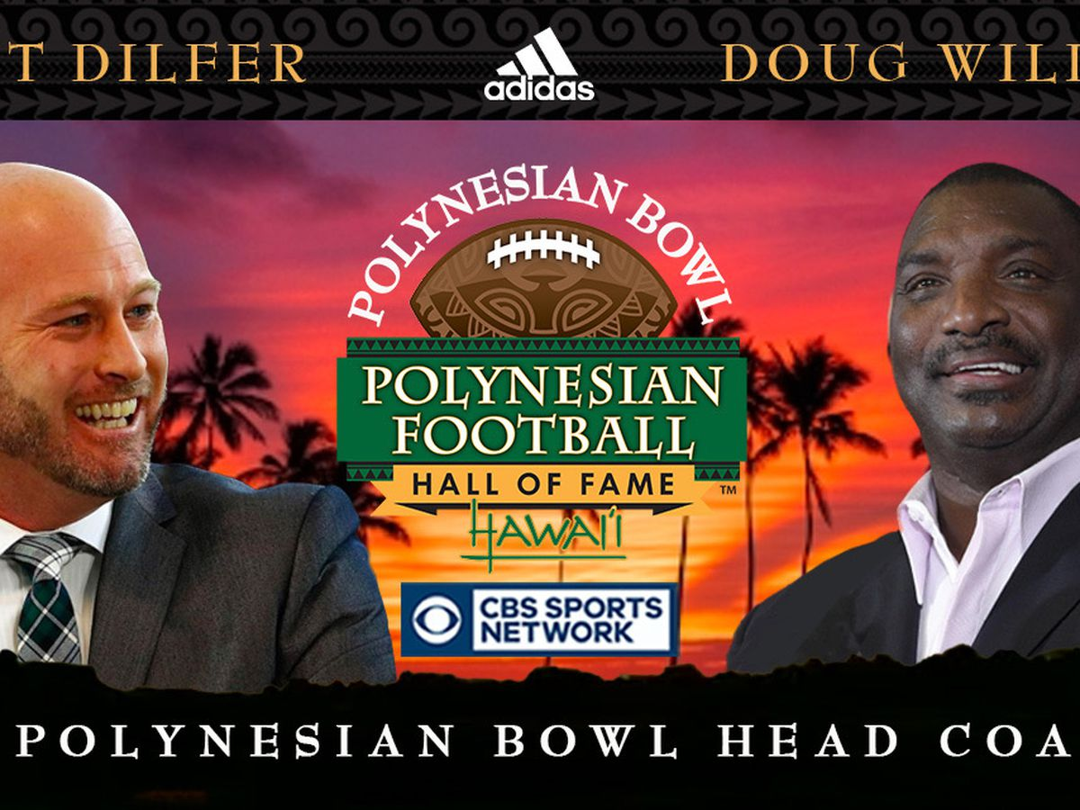 Trent Dilfer and Doug Williams selected as head coaches for 2021 Polynesian Bowl