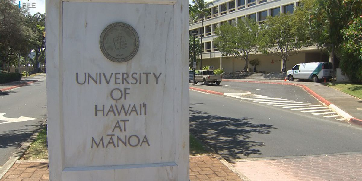 Police search for suspect who allegedly attacked UH Manoa students on campus