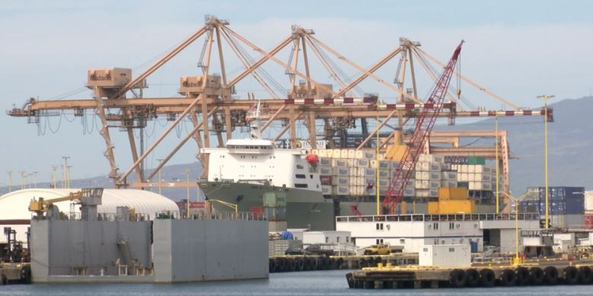 Would a disaster cripple shipping to Hawaii? State officials disagree