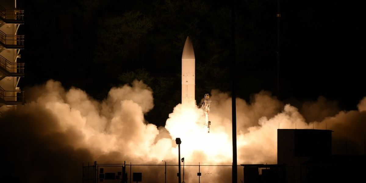 US military successfully tests hypersonic weapon off Kauai