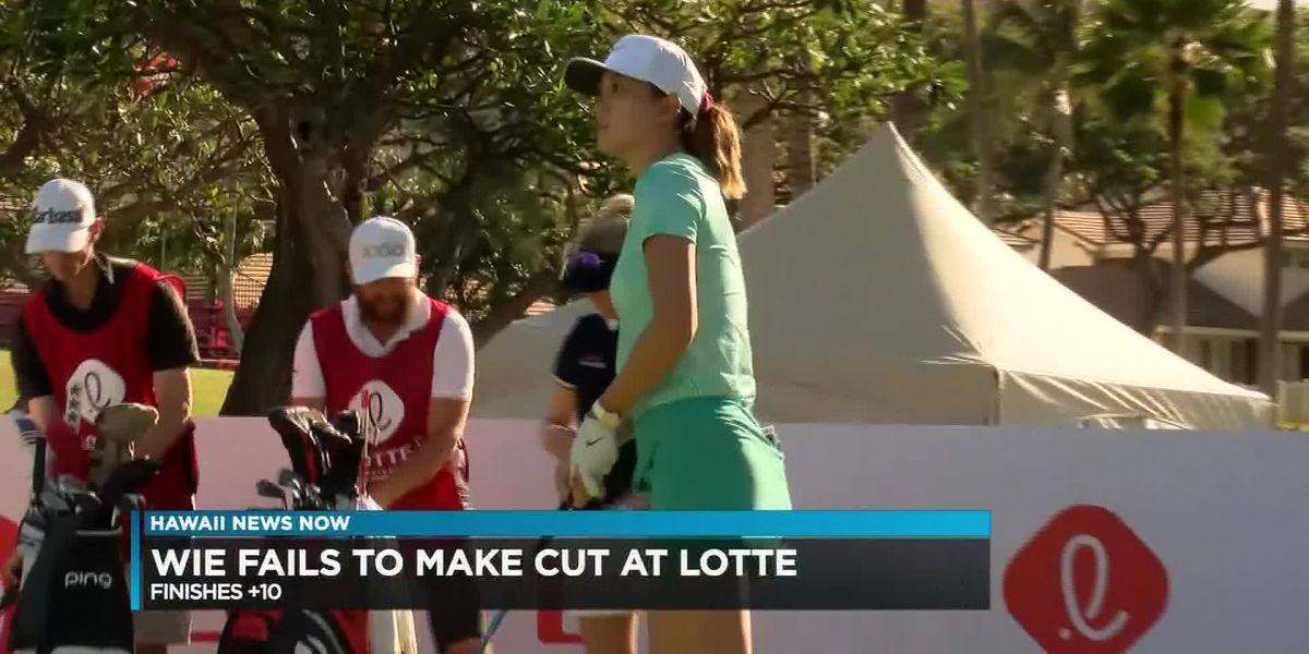 Wie (+10) reaggravates injury, misses cut at 2019 LOTTE Championships