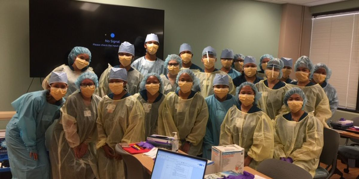Innovative high school program helping to fill demand for medical assistants