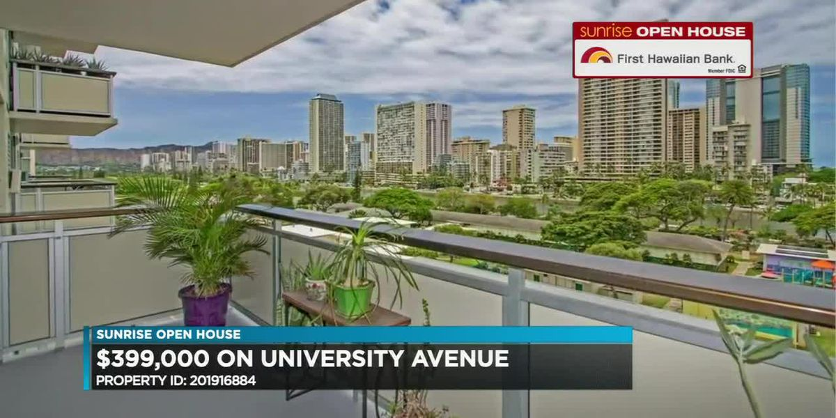 Sunrise Open House: Honolulu apartments below $450K