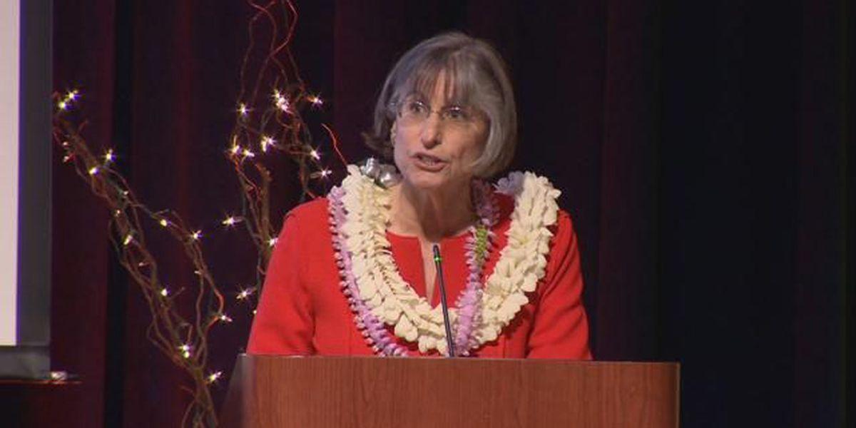 Lingle, Hawaii GOP celebrate Trump's upcoming inauguration