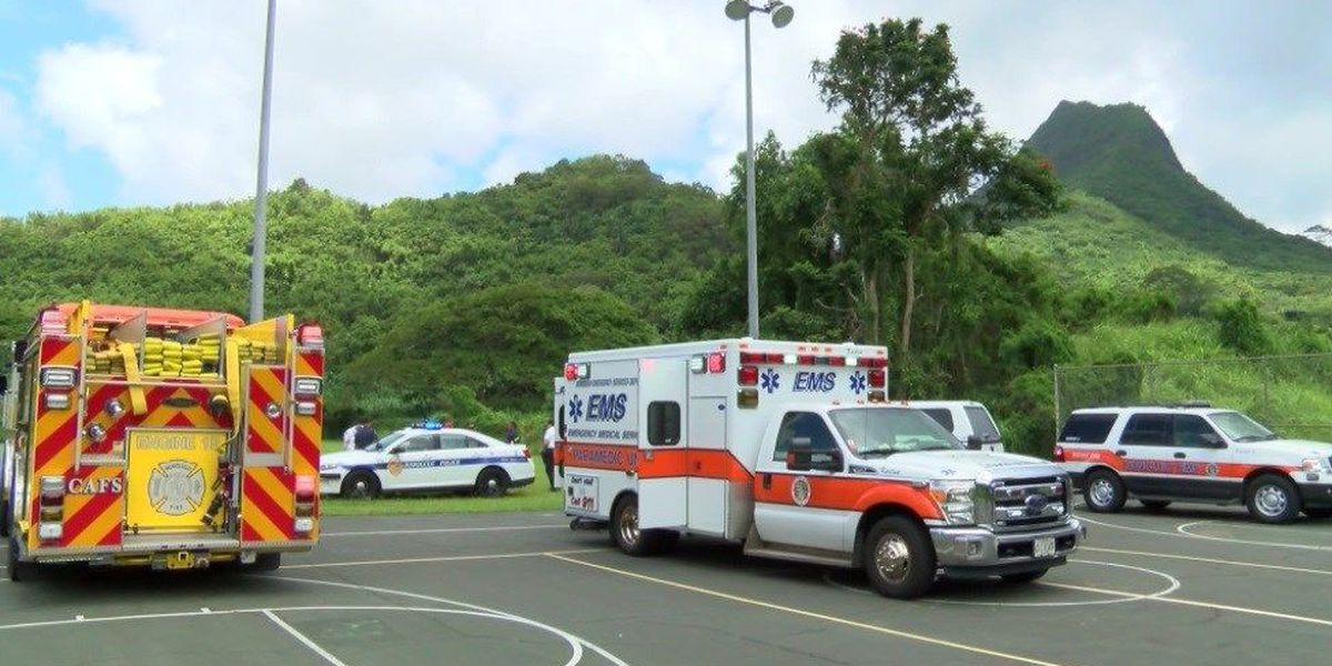 Man who died hiking Olomana trail identified