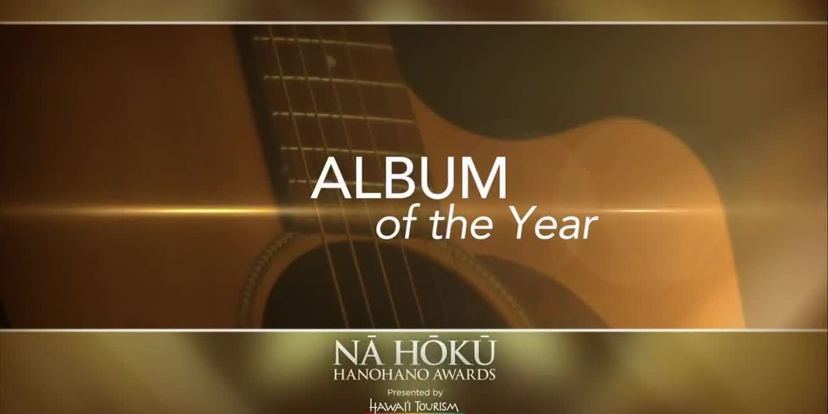 2019 Na Hoku Hanohano Awards: Album of the Year