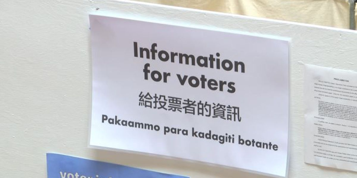 Hundreds of polling place volunteers still needed for primary election