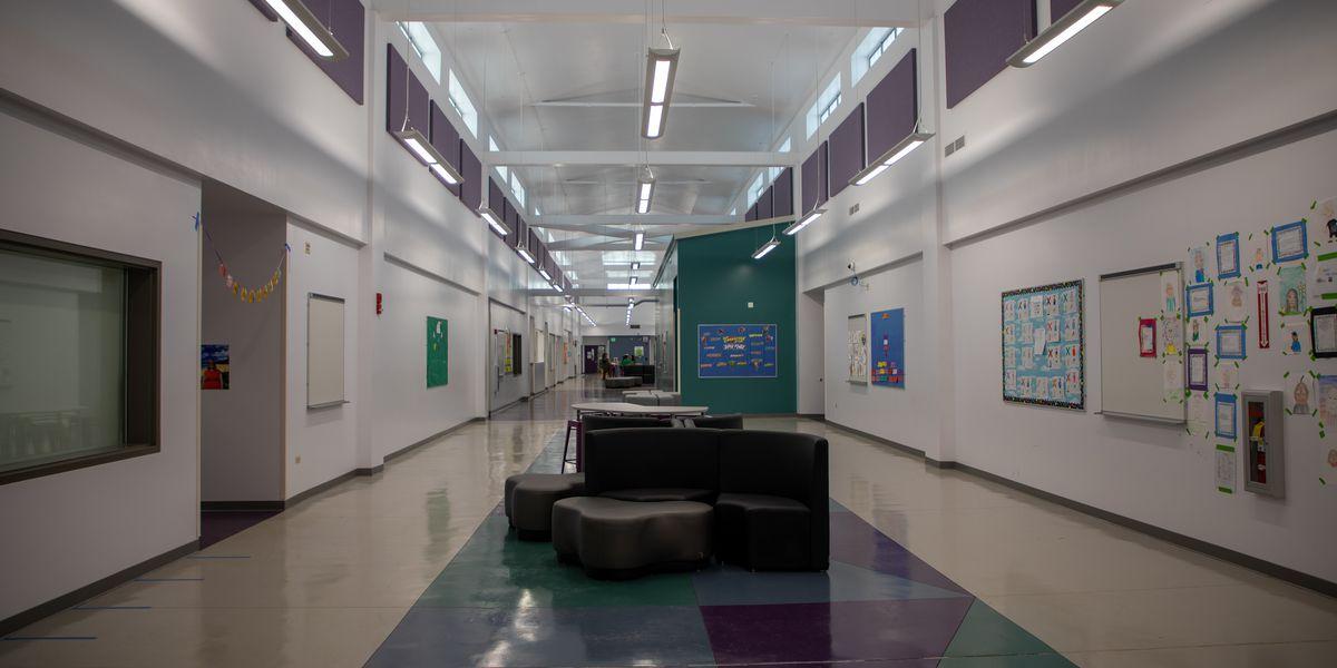 Ewa Makai Middle dedicates $24M classroom wing for sixth graders