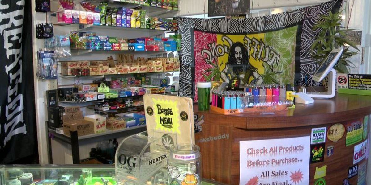 18-year-old suspect arrested in connection with smoke shop robbery