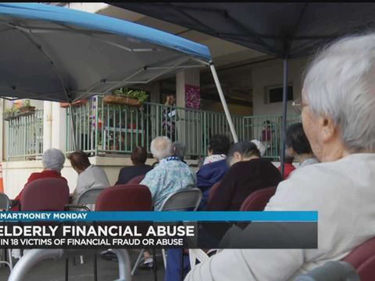 SmartMoney Monday: Elderly financial abuse