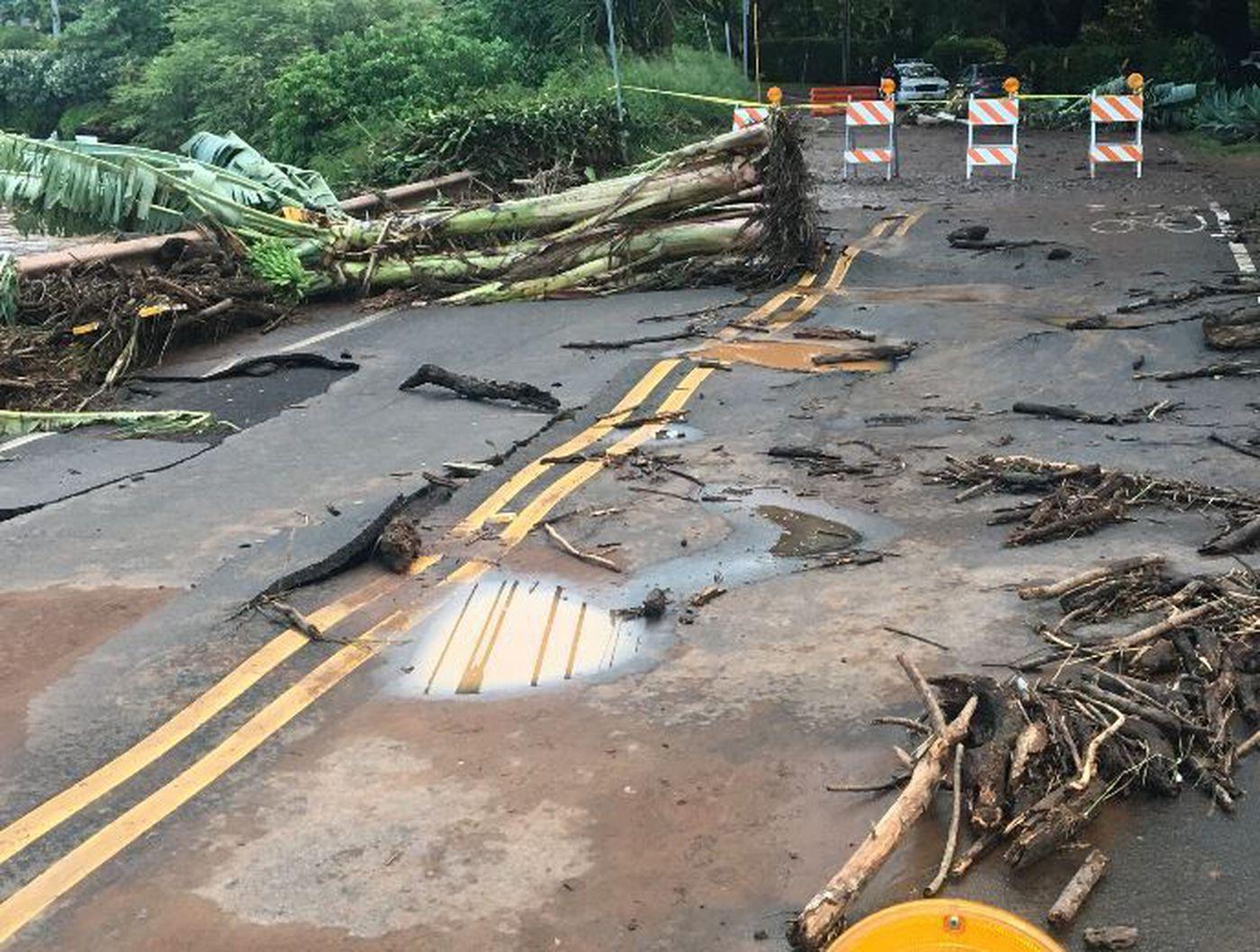 A destructive 2018 Hawaii hurricane season comes to a quiet end