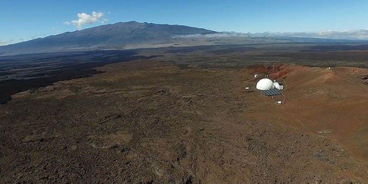 Space simulation mission halted on Big Island after crew member injured
