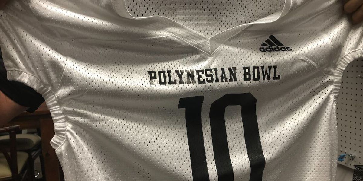 Over 100 missing practice jerseys for 2020 Polynesian Bowl are located