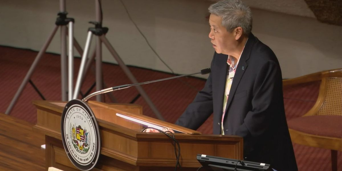 Hawaii House Speaker names panel on virus' economic effects