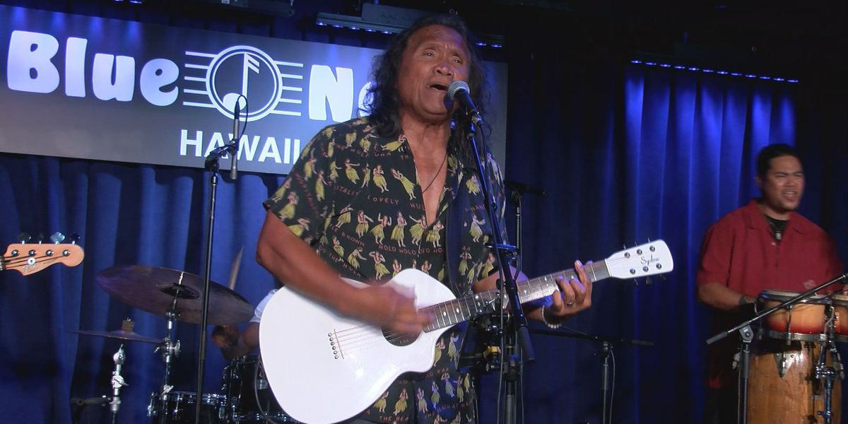 Henry Kapono kicks off 'Virtually Live,' a Facebook concert series from HNN and Blue Note Hawaii