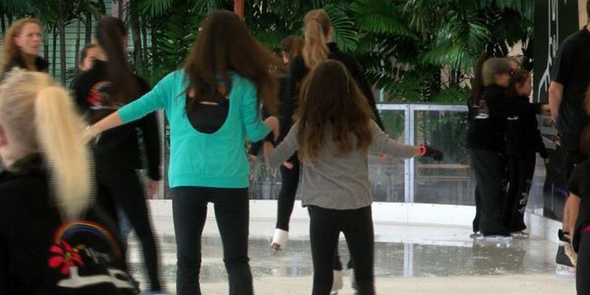 Ward Village ice skating rink opens Saturday