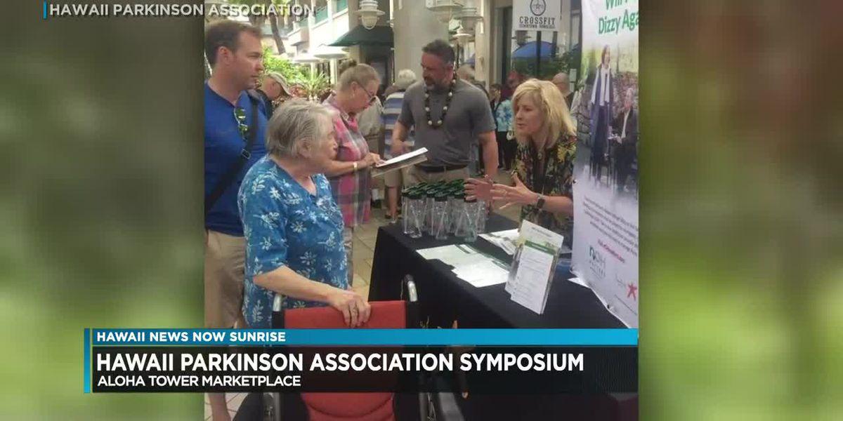 Hawaii Parkinson Association Symposium in Honolulu This Weekend