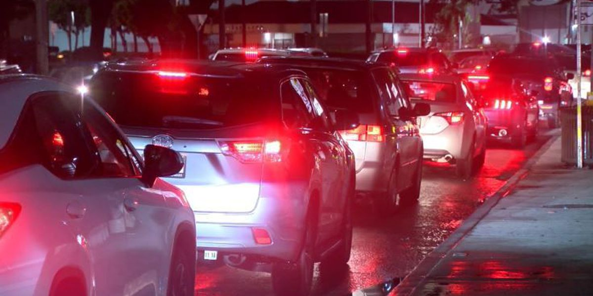 TRAFFIC: Closures planned for Oahu roads could slow your weekend commute