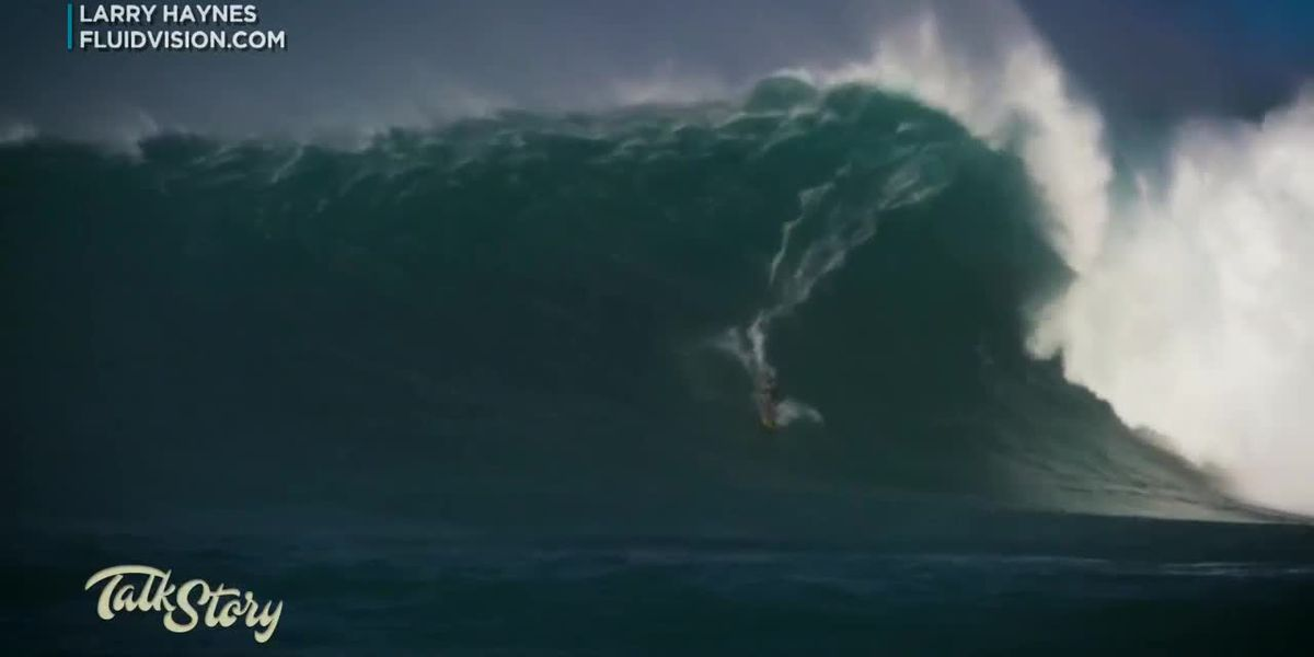 Big wave surfer Makua Rothman takes us inside the record-breaking ride of his life on Talk Story