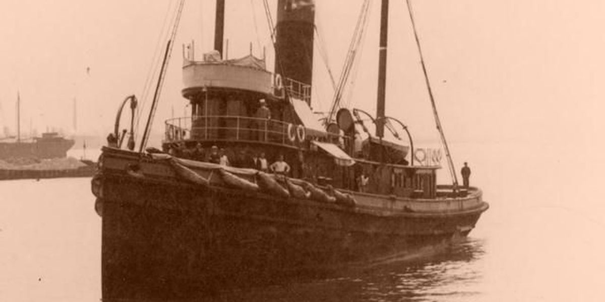 Mysterious disappearance of Hawaii-bound tugboat solved 95 years later
