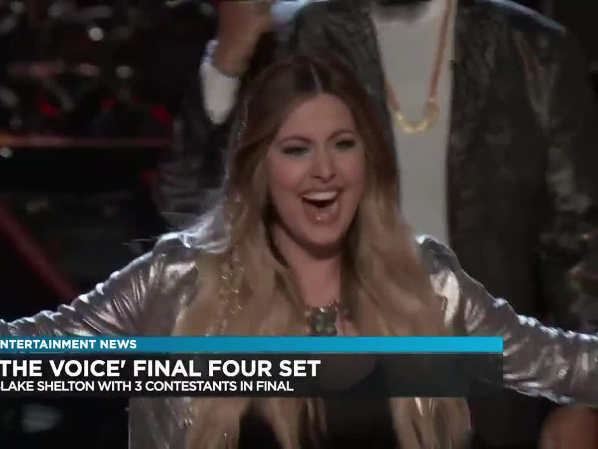 Entertainment: The Voice Top 4, Britney Spears, Ruthie Ann Miles, Magnum P.I., Awkwafina & Uheuhene