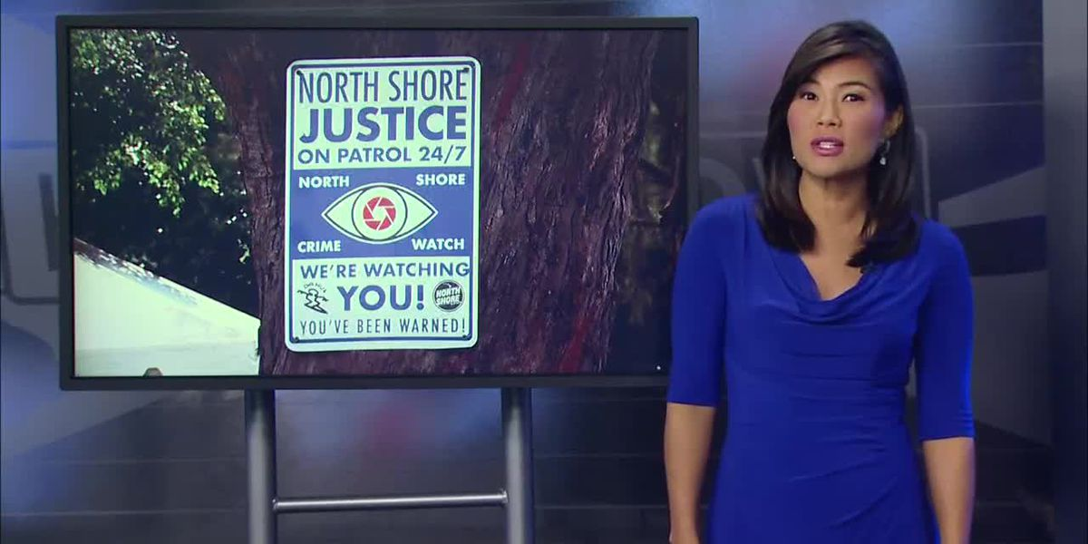 Former pro surfer has a message for North Shore criminals: 'We're watching you'