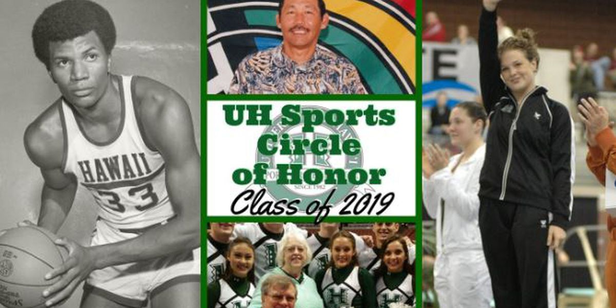 UH Circle of Honor Class of 2019 inductees announced