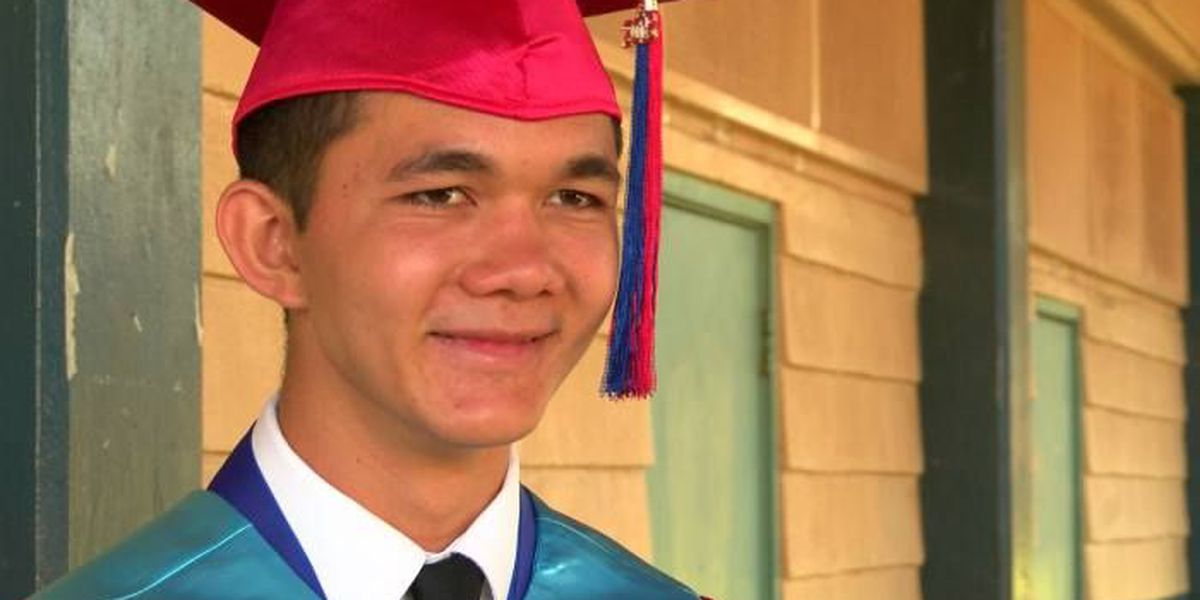 Waianae's valedictorian heading to West Point