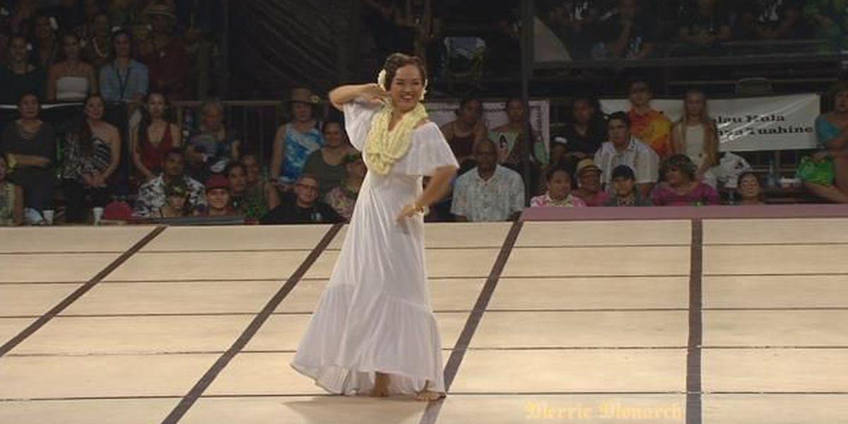 2018 Miss Aloha Hula – 'Auana: Asialynn Genoa Kalhilihi'ulaonalehua'ohopoe Yap