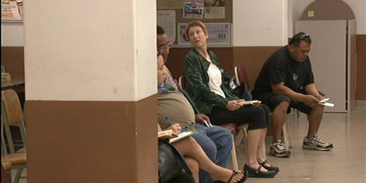 Thousands of Hawaii's unemployed await extension