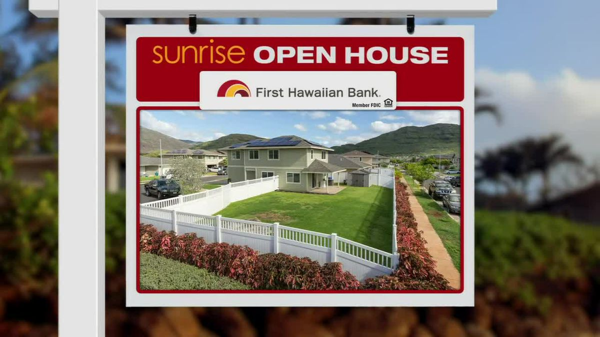 Sunrise Open House: Honolulu, North Shore, Waianae