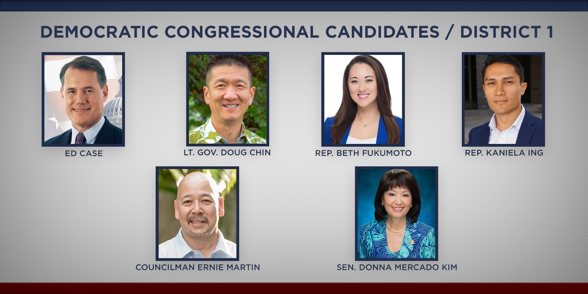 Case bests crowded field to win congressional seat vacated by Hanabusa