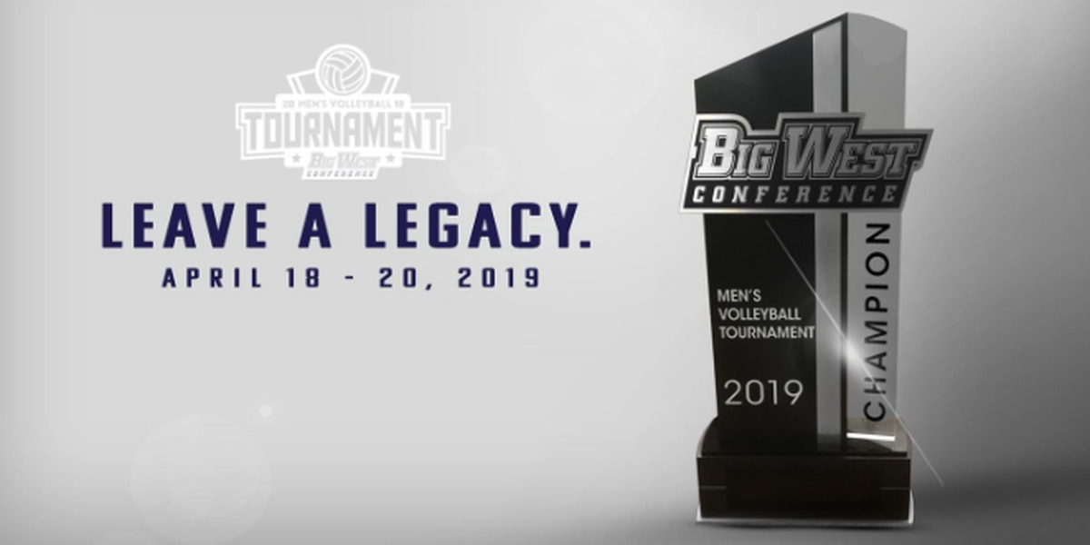 2019 Big West Men's Volleyball Tournament Information