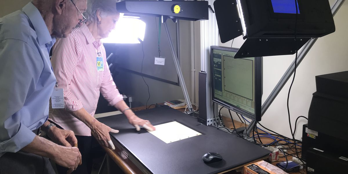 The state Archives is moving into the digital age
