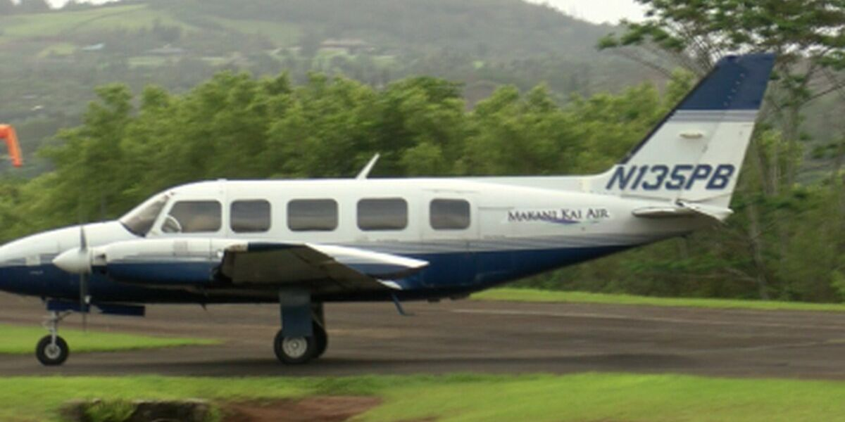 Makani Kai Air launches another new inter-island route