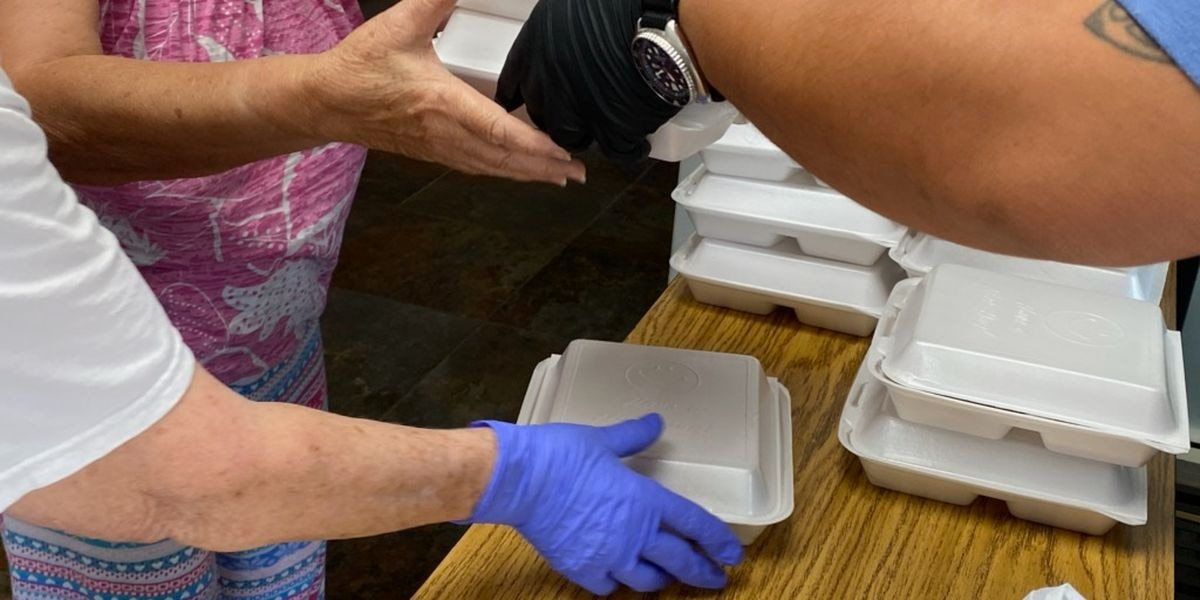 Citing concerns about food prep, state shuts down charity that was serving free meals