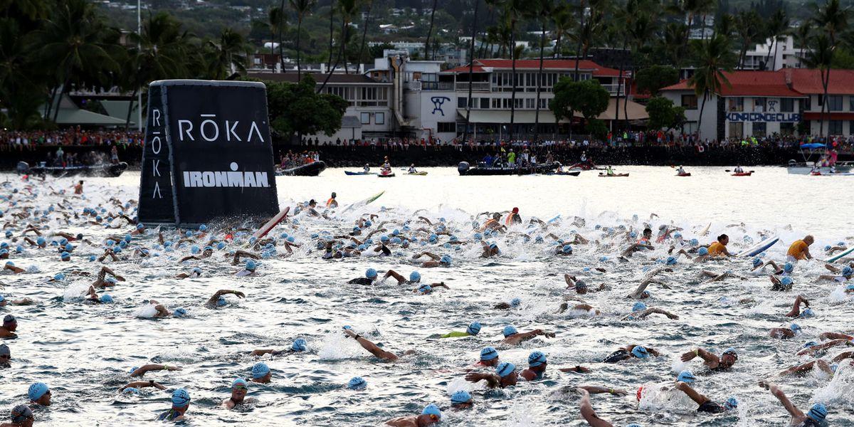 Road closures begin as athletes prepare for Ironman in Kona