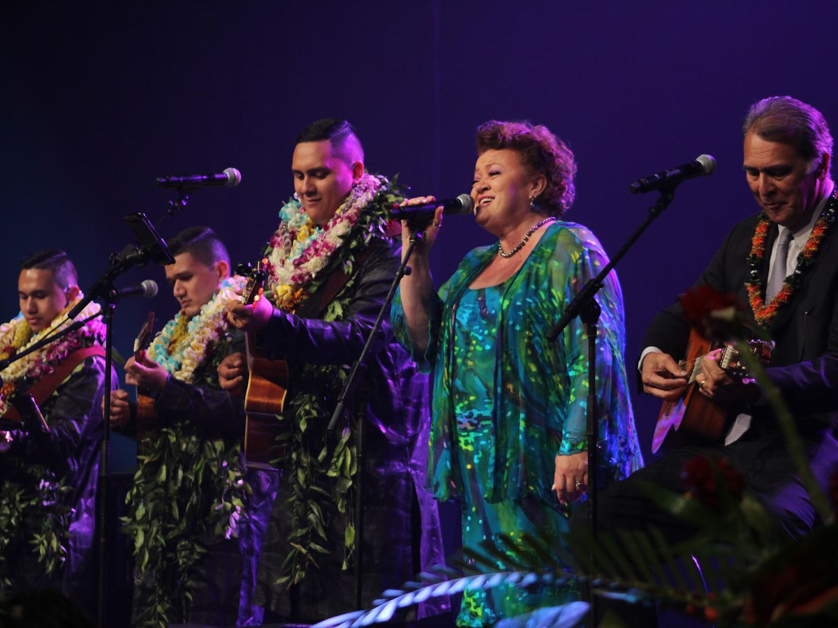 Recap: The 42nd Annual Na Hoku Hanohano Awards